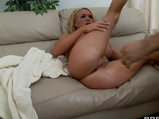 Krissy has learned the art of teasing, that babe knows just how to turn on Keiran sufficiently and then find a way to avoid getting him to fuck her. But Keiran can no longer await, that guy comes to a conclusion this chab has had sufficiently and her virgin rectal hole has to pay an ultimate price.